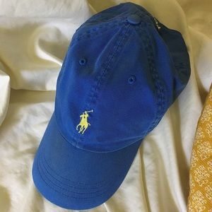 Authentic Polo Hat